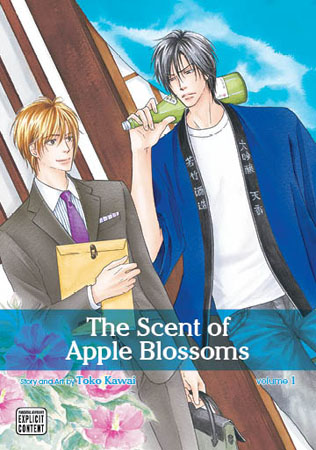 The Scent of Apple Blossoms Vol. 1: The Scent of Apple Blossoms V1