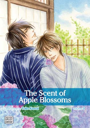 The Scent of Apple Blossoms Vol. 3: The Scent of Apple Blossoms V3 [FINAL VOLUME]