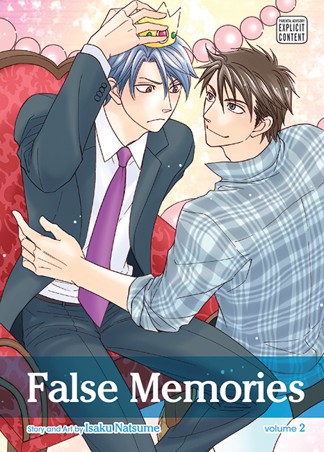 False Memories V2 [FINAL VOLUME]
