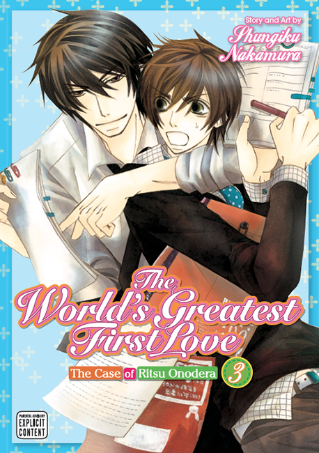 The World's Greatest First Love V3