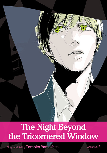 The Night Beyond the Tricornered Window Vol. 2: The Night Beyond the Tricornered Window V2