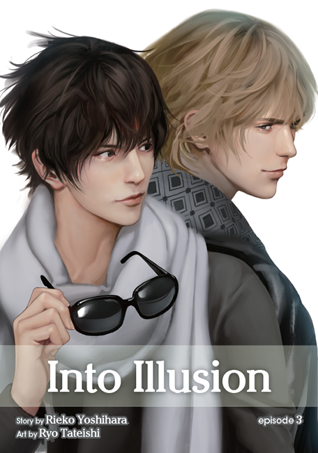 Into Illusion Episode 3 (Novel and Manga)