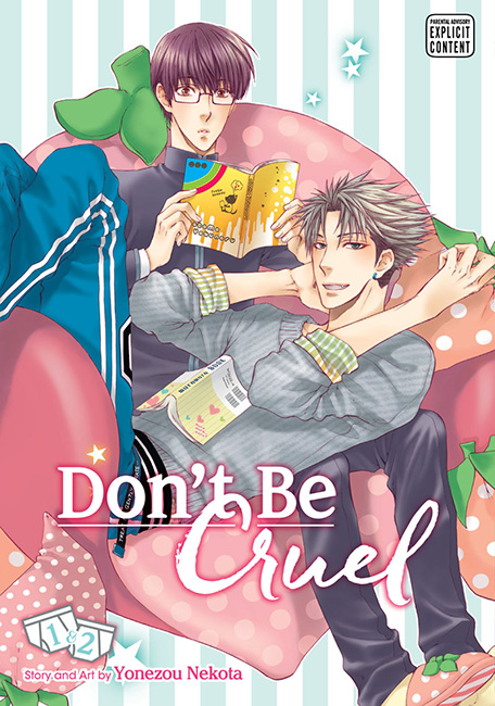 Don't Be Cruel Vol. 1: Don't Be Cruel 2-in-1 Edition V1 (Includes V1 & V2)