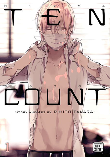 Ten Count Vol. 1: Ten Count V1