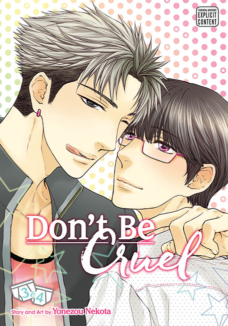 Don't Be Cruel 2-in-1 Edition V2 (Includes V3 & V4)