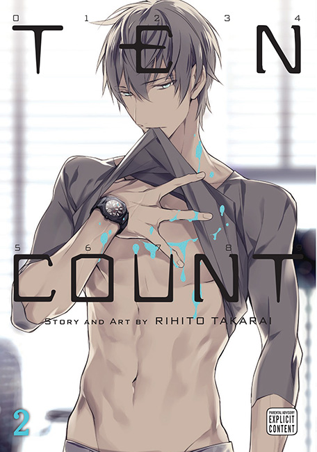 Ten Count Vol. 2: Ten Count V2