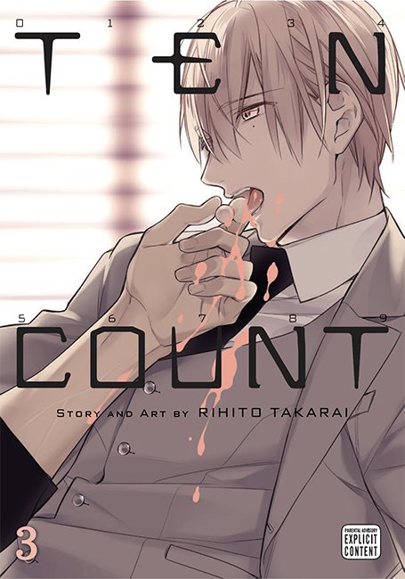 Ten Count Vol. 3: Ten Count V3