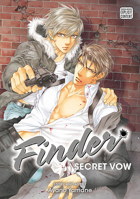 Finder Deluxe Edition V8: Secret Vow