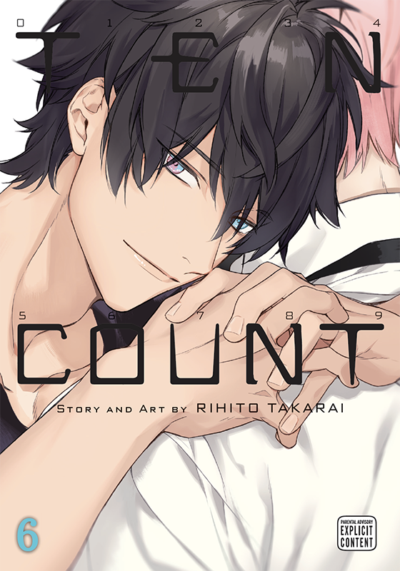 Ten Count Vol. 6: Ten Count V6 [FINAL VOLUME]