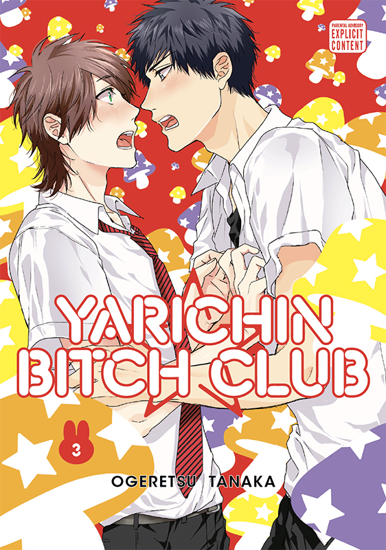Yarichin Bitch Club Vol. 3: Yarichin Bitch Club V3