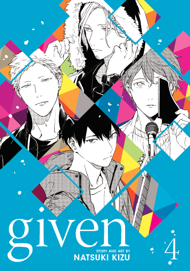 SuBLime   Read a Free Preview of Given, Vol. 4